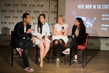 Kelly Hudson Tatiana Maslany + Funny or Die + Rise - PSA Premiere Event in Washington D.C.