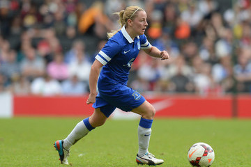 Kelly Jones Everton Ladies v Arsenal Ladies - FA Women's Cup Final