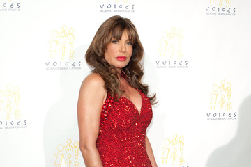 Kelly LeBrock Voices Against Brain Cancer 2011 Benefit