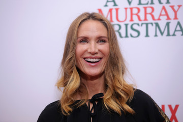 Kelly Lynch 'A Very Murray Christmas' New York Premiere