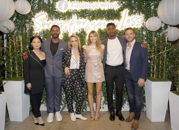 Facebook Watch 'Sorry For Your Loss' S2 Premiere