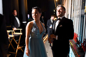 Kelly Marie Tran 90th Annual Academy Awards - Backstage