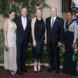 Kelly McCreary 59th Monte Carlo TV Festival: Cocktail At The Monaco Palace