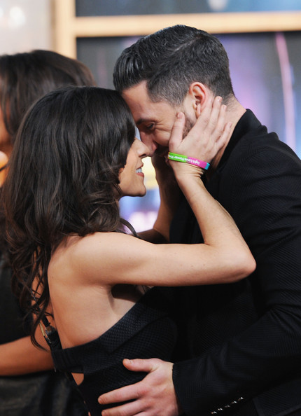 "Kelly Monaco and Valentin Chmerkovskiy - ""Dancing With The Stars"