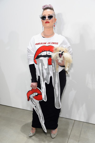 Resultado de imagen de Kelly Osbourne new york fashion week