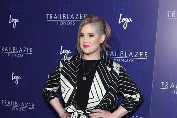 Kelly Osbourne Logo's 2017 Trailblazer Honors - Arrivals