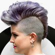 Kelly Osbourne Takes Her Hair to New Heights