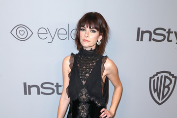 Kelly Oxford The 2018 InStyle and Warner Bros. 75th Annual Golden Globe Awards Post-Party - Red Carpet
