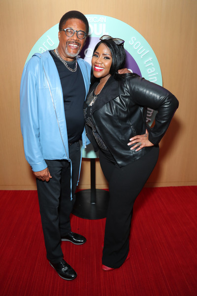 """BET's """"American Soul"""" Los Angeles Premiere [footwear,carpet,fun,leg,event,outerwear,textile,leather,thigh,flooring,greg mathis,kelly price,american soul,los angeles,north hollywood,california,bet,premiere,los angeles premiere]"""