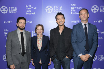 Kelly Reichardt 57th New York Film Festival - 'First Cow' Intro And Q And A
