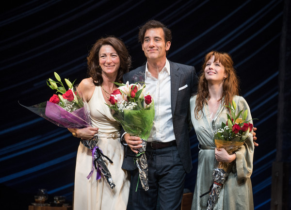 'Old Times' Broadway Opening Night