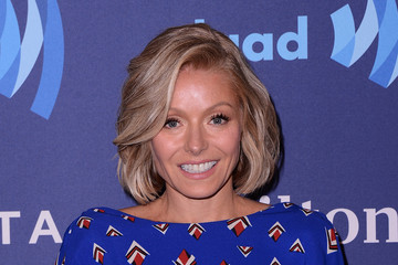 Kelly Ripa 26th Annual GLAAD Media Awards In New York - Backstage