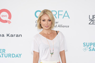 Kelly Ripa OCRFA's 20th Annual Super Saturday To Benefit Ovarian Cancer