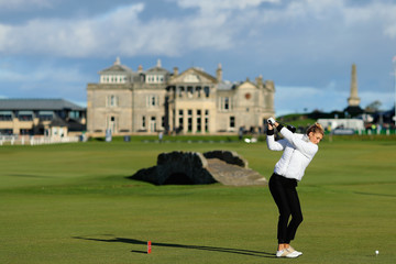 Kelly Rohrbach Alfred Dunhill Links Championship - Day One