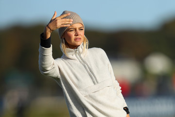 Kelly Rohrbach Alfred Dunhill Links Championship - Day Two