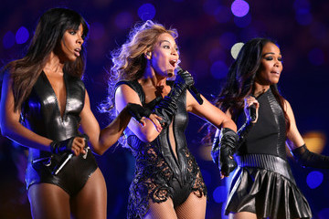 Kelly Rowland Beyonce Knowles Pepsi Super Bowl XLVII Halftime Show