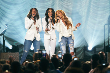 Kelly Rowland Beyonce Knowles US Entertainment Best Pictures Of The Day - March 28, 2015