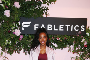 Kelly Rowland Kelly Rowland Celebrates The Launch Of Her Capsule Collection for Fabletics