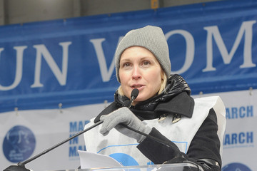 Kelly Rutherford 'March in March' to End Violence Against Women Event