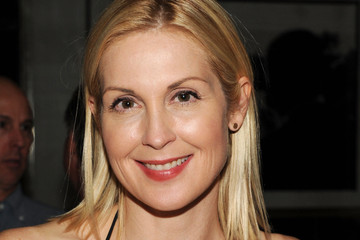 Kelly Rutherford Jennifer Fischer New York City Flagship Store Opening