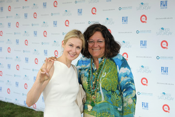 Kelly Rutherford FIJI Water At Super Saturday Co-Hosted By Kelly Ripa And Donna Karan