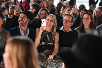 Kelly Rutherford Son Jung Wan - Front Row - February 2018 - New York Fashion Week: The Shows