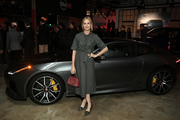 Kelly Rutherford Jaguar Land Rover Introduces Three New Vehicles From Its Special Vehicle Operations Division, Including Global Debut Of Top Of The Line 2018 Range Rover SVAutobiography