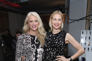 Kelly Rutherford Nanette Lepore - Backstage - Mercedes-Benz Fashion Week Fall 2015