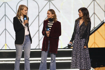 Kelly Sawyer WE Day California To Celebrate Young People Changing The World