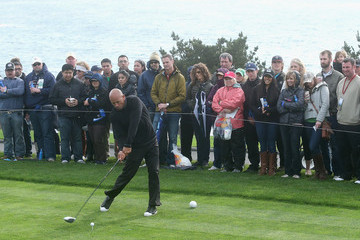 Kelly Slater AT&T Pebble Beach National Pro-Am - Round Three