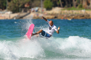 Kelly Slater 2013 Manly Surf Pro-Am