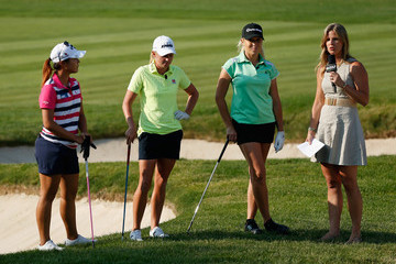 Kelly Tilghman KPMG Women's PGA Championship - Preview Day 3