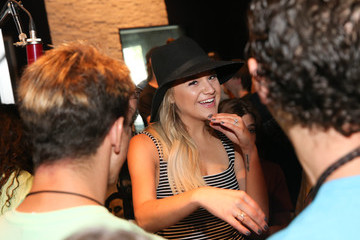 Kelsea Ballerini ACM Lifting Lives Music Camp Studio Day With Kelsea Ballerini and Ross Copperman