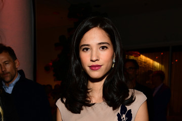 Kelsey Asbille Cocktail Party for 'Wind River'
