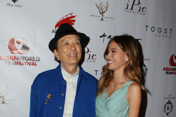 Kelsey Asbille Asian World Film Festival - Opening Night Red Carpet Awards Gala and Film