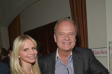 Kelsey Grammer FIJI Water at the Weinstein Company's Pre-Oscar Dinner