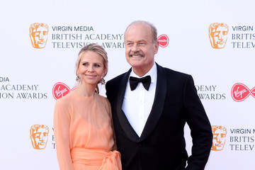 Kelsey Grammer Kayte Walsh Virgin Media British Academy Television Awards 2019 - Red Carpet Arrivals