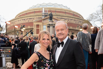 Kelsey Grammer Kayte Walsh The Olivier Awards With Mastercard - VIP Arrivals