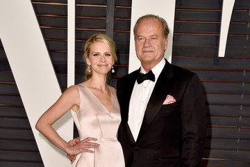 Kelsey Grammer Arrivals at the Elton John AIDS Foundation Oscars Viewing Party — Part 5