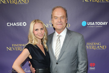 Kelsey Grammer 'Finding Neverland' Broadway Opening Night - Arrivals & Curtain Call