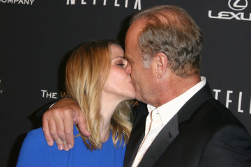 Kelsey Grammer Arrivals at the Weinstein's Golden Globes Afterparty