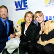 Kelsey Rose WE tv and Ian Ziering Raise Awareness For Canine Companions For Independence
