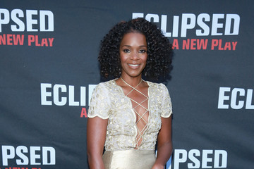 Kelsey Scott 'Eclipsed' Broadway Opening Night - Arrivals & Curtain Call