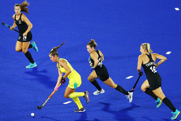 Kelsey Smith Hockey - Commonwealth Games Day 5