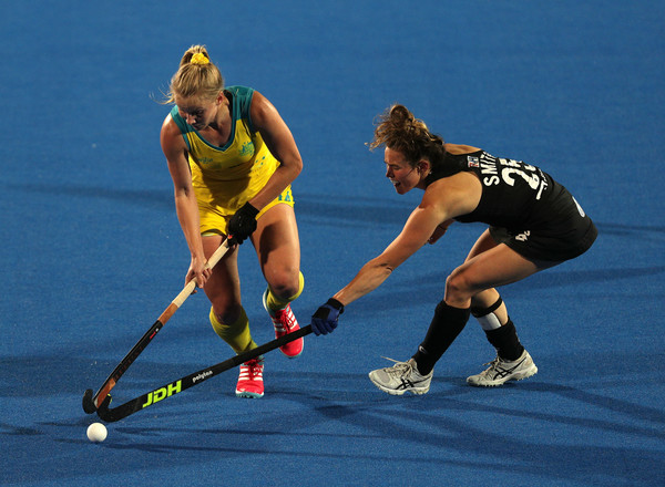 New Zealand vs. Australia - FIH Womens Hockey World Cup