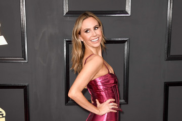 Keltie Knight The 59th GRAMMY Awards - Arrivals