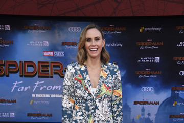 Keltie Knight Premiere Of Sony Pictures' 'Spider-Man Far From Home'  - Arrivals