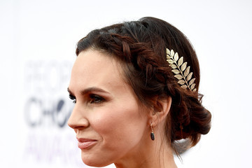 Keltie Knight Arrivals at the People's Choice Awards — Part 2