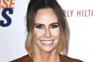 Keltie Knight 26th Annual Race To Erase MS - Red Carpet