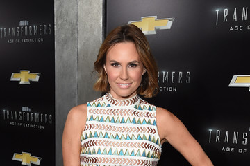 Keltie Knight 'Transformers: Age of Extinction' Premieres in NYC